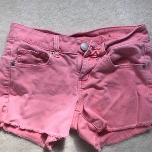 American Eagle Shorts! Stretch material